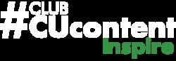 Club CUcontent Inspire Logo