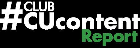 Club CUcontent Report Logo